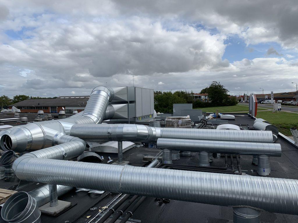 Ventilations system